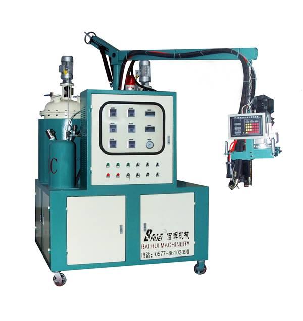 供应温州百辉BH-PU20Y型聚氨脂硬质发泡机