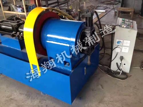 贵州液压自动花管机厂家维护简单_海翔机械