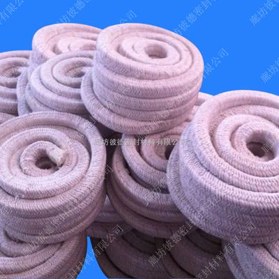 异形陶瓷纤维密封绳,陶瓷纤维密封绳生产厂家