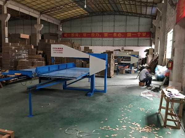 蜂窝纸板开料机厂家