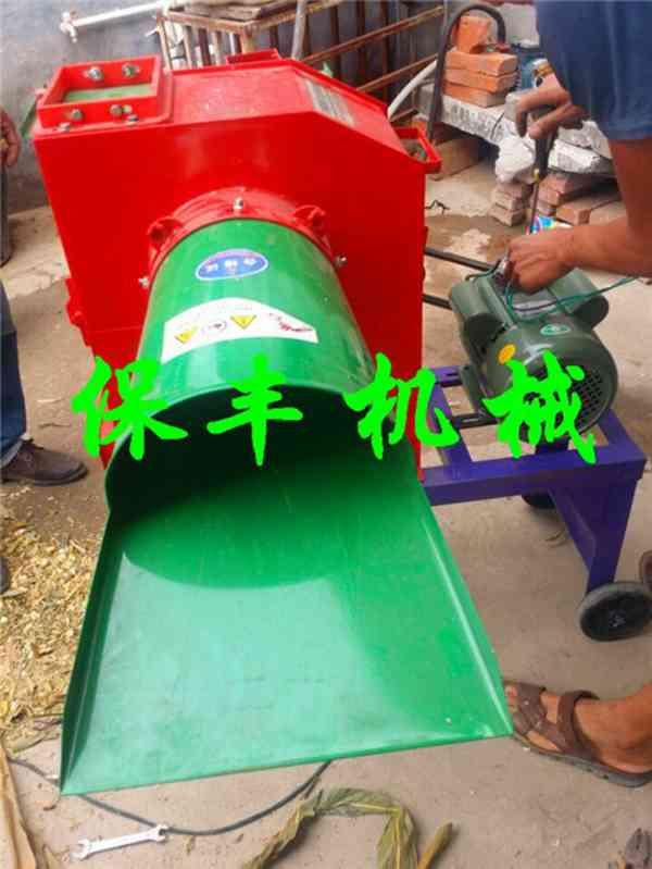 畜牧养殖专用型青储饲料揉丝机 锤片式揉搓机