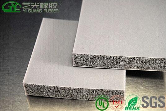 拥有专业的艺光橡胶,上海艺光硅胶密封垫技术一流,高效的原材