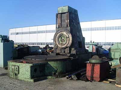 二手俄罗斯3.2米滚齿机