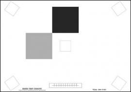 TE266微缩胶片测试卡DIN 19051
