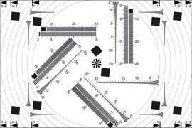 CIPA 分辨率测试卡德国爱莎TE252