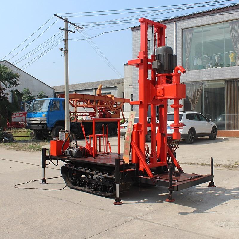 BK-轻便多用途水井钻机