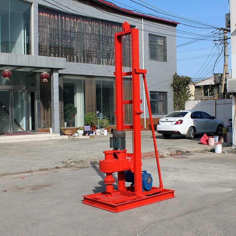 BK-实用性强动力头钻机用水井旋挖钻机