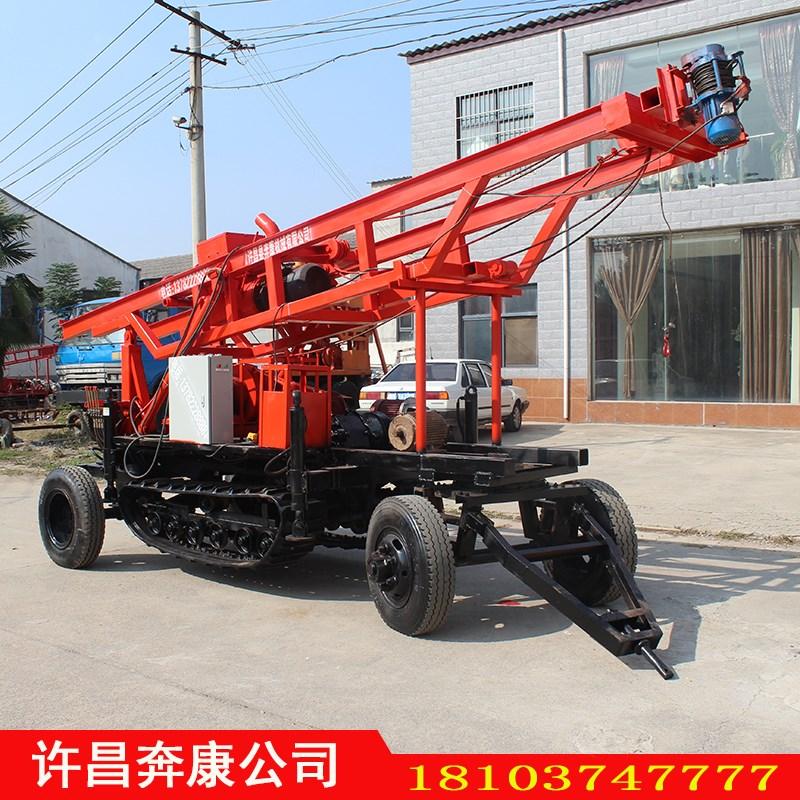 BK-农田多用途动力头钻机用水井旋挖钻机
