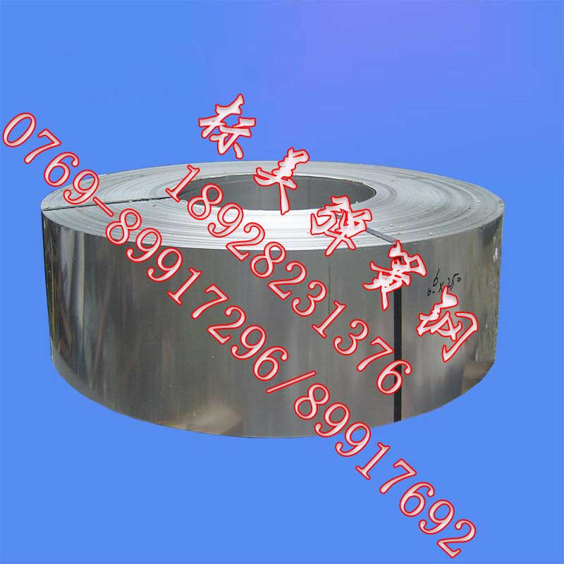 发蓝弹簧钢片65MN弹簧钢带价格