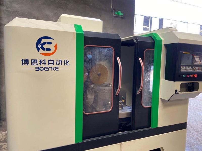 铸造件自动打磨机 打磨机器人 压铸件自动打磨机