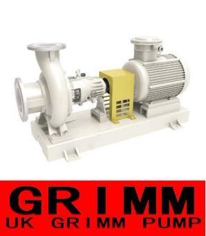 进口石油化工流程衬氟离心泵(欧美进口十大品牌)