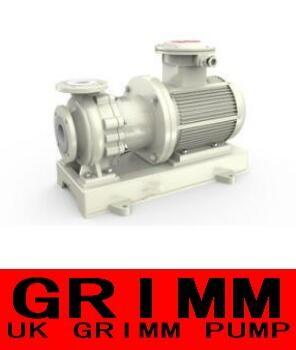 进口无泄漏衬氟磁力泵(欧美进口十大品牌)