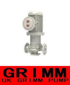 进口无泄漏衬氟磁力管道泵(欧美进口十大品牌)