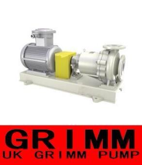 进口无泄漏衬氟高温磁力泵(欧美进口十大品牌)