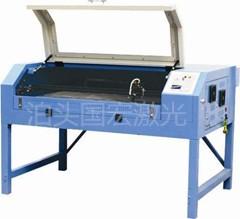 6025大幅面交换式激光切割机运行稳定可靠  品质专业