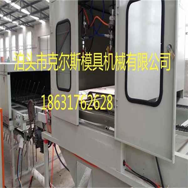 供应广州彩石钢瓦设备彩色蛭石瓦设备