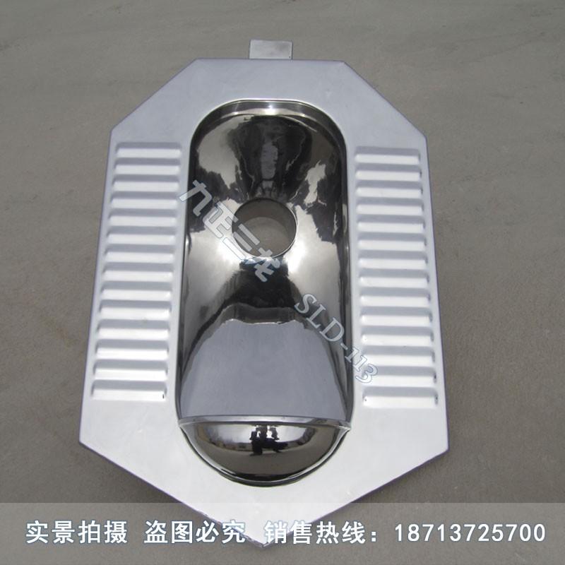 北京奥体委专用款不锈钢蹲便器 304环保材质 生态环保蹲坑
