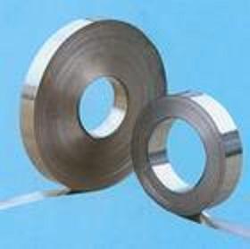 高硬度无磁301不锈钢发条料,超窄1.5mm宽发条料