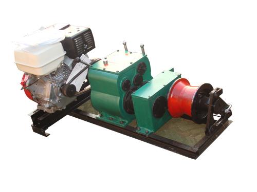 机动绞磨机动绞磨电缆牵引机电动卷扬机