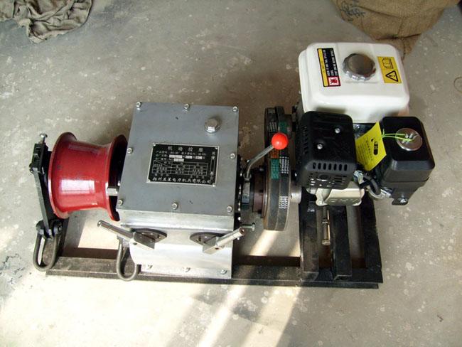 机动绞磨价格机动牵引机参数电缆卷扬机使用操作说明