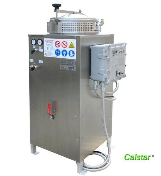 防爆水冷凡力水溶剂回收机,calstar/宽宝出品