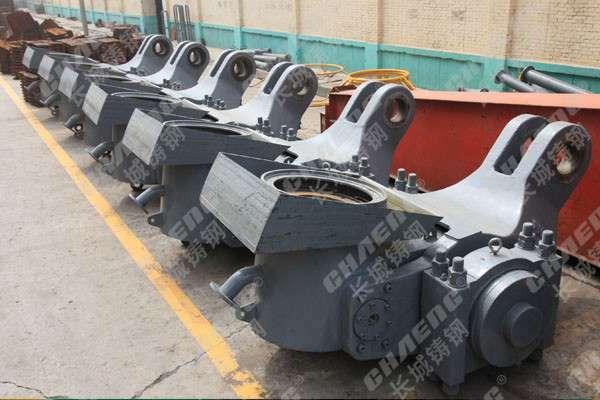 摇臂加工厂家  立磨机摇臂铸钢厂家 质量有保证