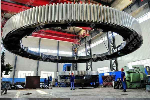 河北机齿轮加工厂家铸造加工齿圈加工厂
