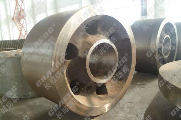 河南回转窑托轮铸造厂家能够根据客户要求加工