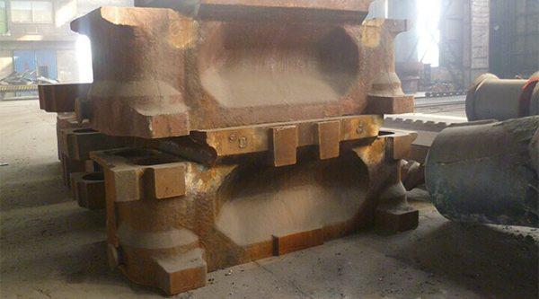 德州陶瓷机底座  陶瓷机配件加工定制   5吨以上即可订制 质量有保证