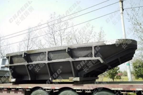 渣盆 浇包 渣灌铸造厂家 5吨起来图定制加工