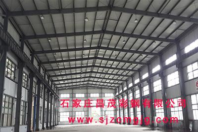 昌茂轻钢结构厂家