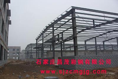 钢结构钢构电梯井钢结构房