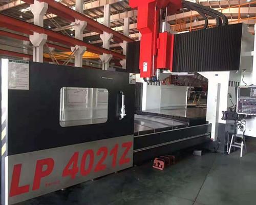 亚崴机械LP-5021龙门加工中心