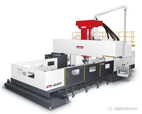 供应亚崴机械HTP-5025高刚性龙门加工中心