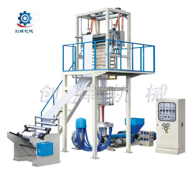 SJ-A50.55.65.65-1型系列高低压超薄吹膜机
