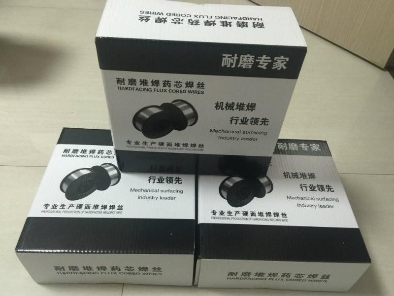 YD605(Z)气体保护堆焊药芯焊丝YD605(Z)气体保护耐磨药芯焊丝