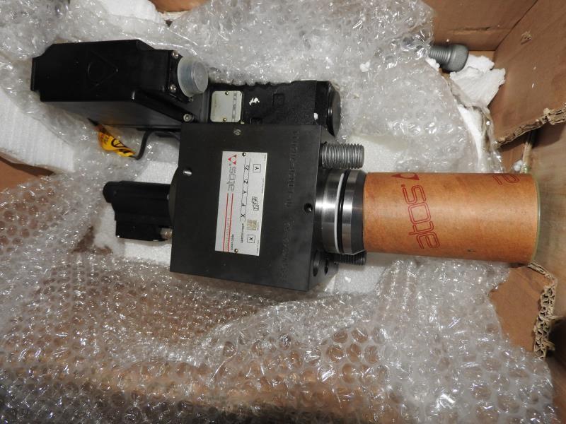 出售全新全自动液压砖机比例阀,设备状况良好,价格便宜
