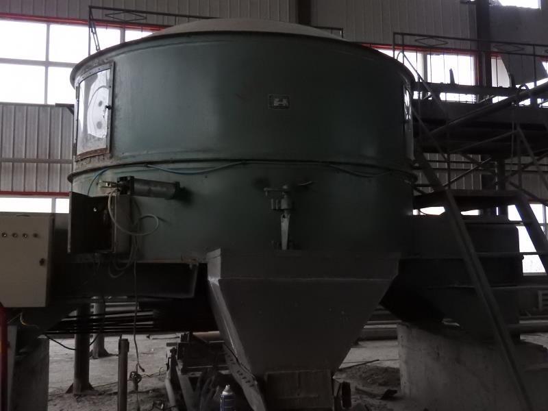 出售九成新1600型南昌海源轮碾机,设备状况良好
