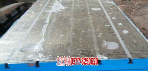 北重铸铁平板HT200-300
