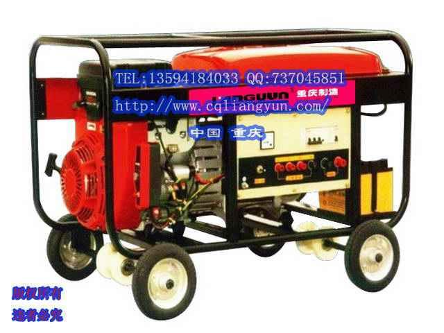 高品质三相汽油发电机组GF10/GF10-Ⅱ/QF10