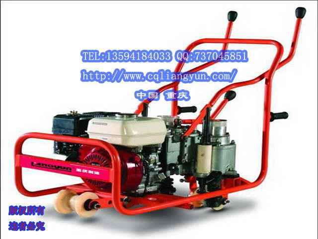 稳定内燃轨枕螺栓机动扳手NJB-600-1/A二型机3B