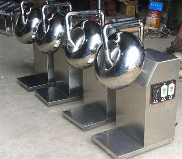 BY-300台式糖衣机