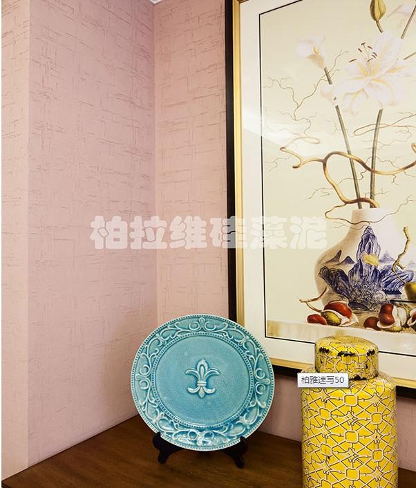邯郸市骨料类产品硅藻泥加盟信誉第一,品质第一,柏雅系列硅藻泥