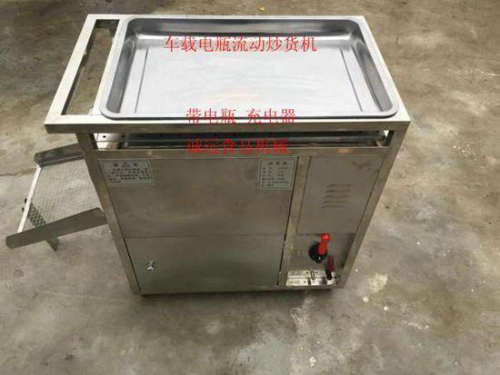保定电瓶炒货机产品介绍燃气火发热损耗低