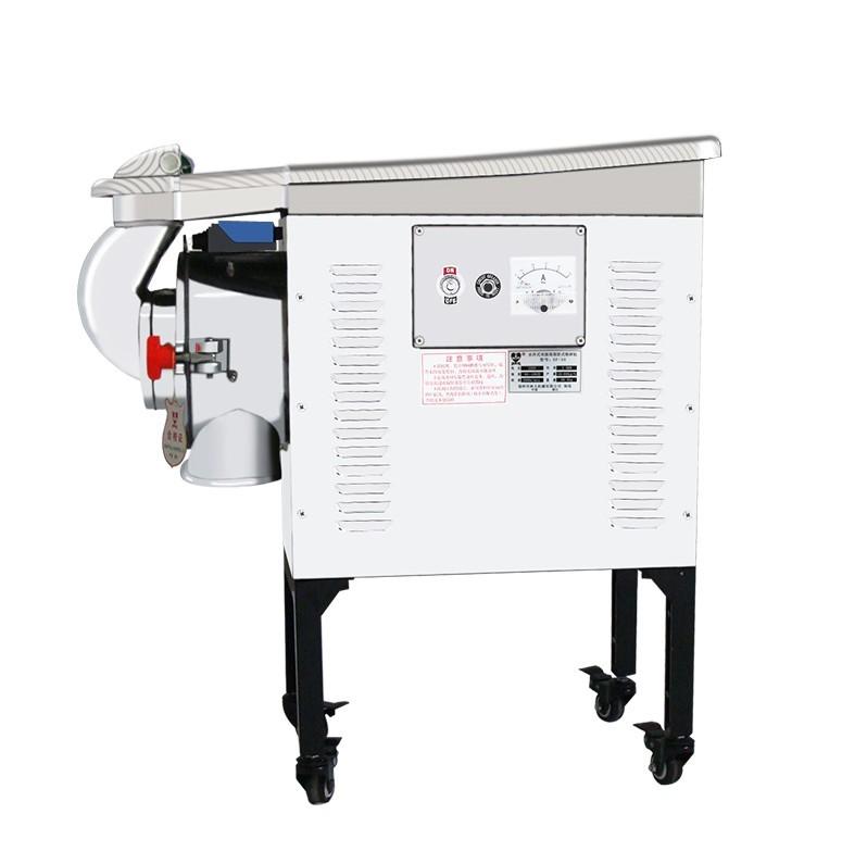 大德药机中药材粉碎机器流水式三七打粉机超细研磨机商用大型磨粉