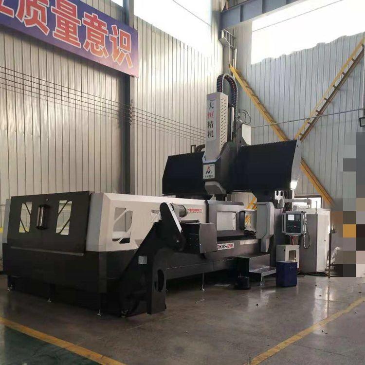 3米数控龙门铣床 适合1-3米机械设备加工  厂家供应