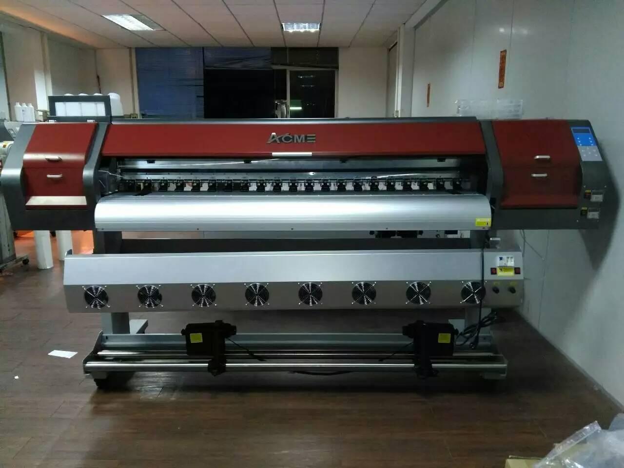 奥科高速数码打印机