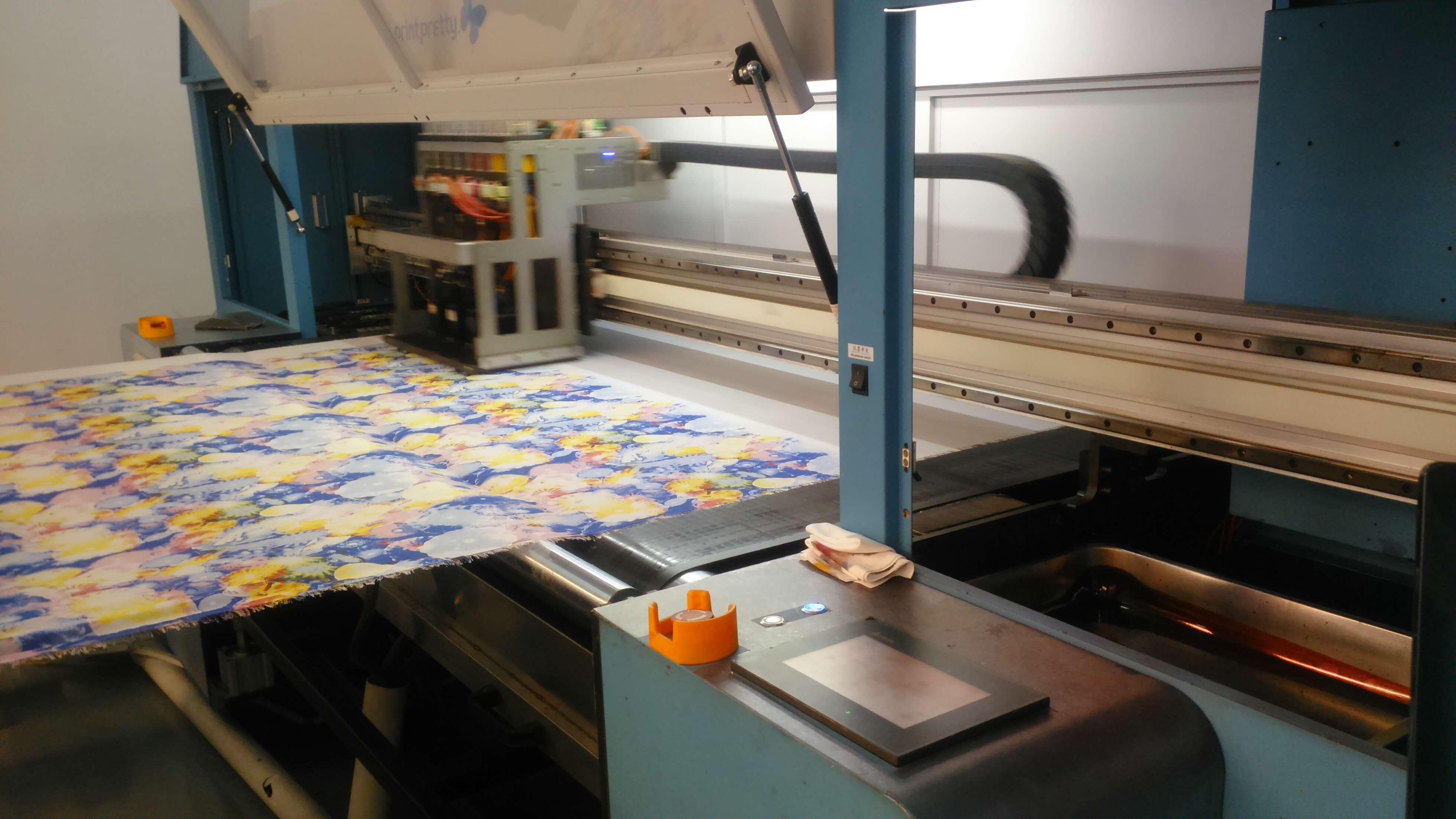 印可丽椭圆数码打印机