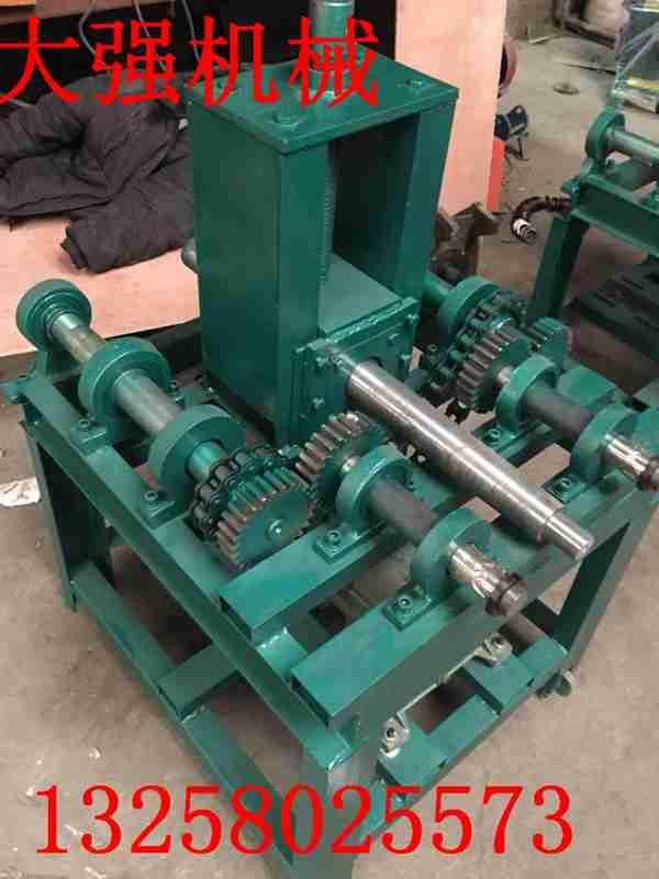 山东大强弯管机厂家多功能滚动式弯管机现货销售