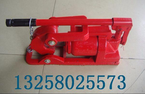 液压钢丝绳切断器供应商 Qy-48钢丝绳液压切断器大批发